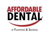 Affordable Dental Flamingo & Sandhill