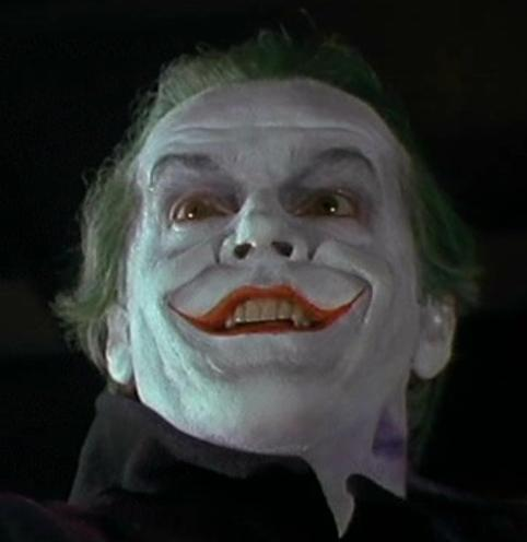 the seven most memorable smiles of all time bdg jack nicholson as the joker