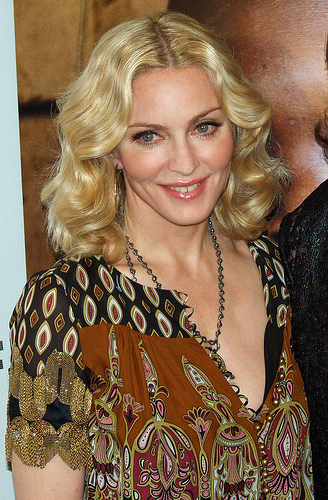 madonna at tribecca film festival