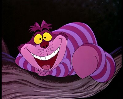 Disney Cheshire Cat