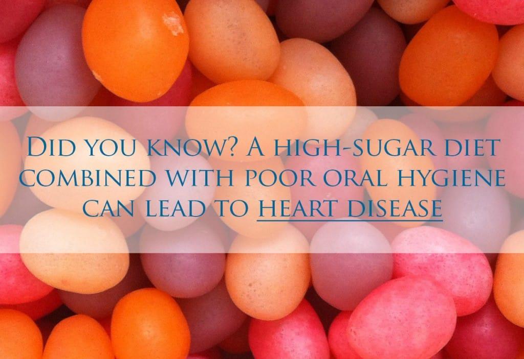 link between oral health and heart disease