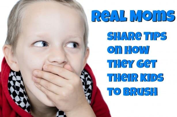 parents tweet about brushing teeth