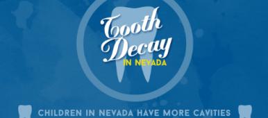 Nevada tooth decay statistics