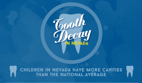 Nevada tooth decay statistics