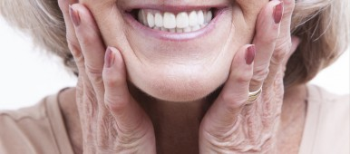 get coffee stains off your dentures