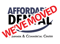 Affordable dental has moved